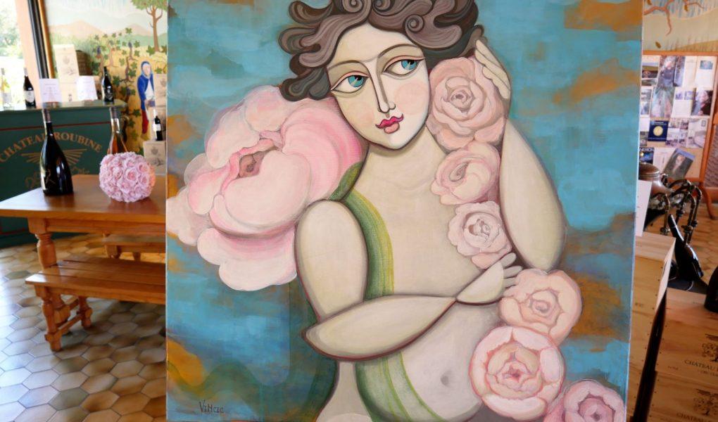 Art et Vin Natalija Vincic