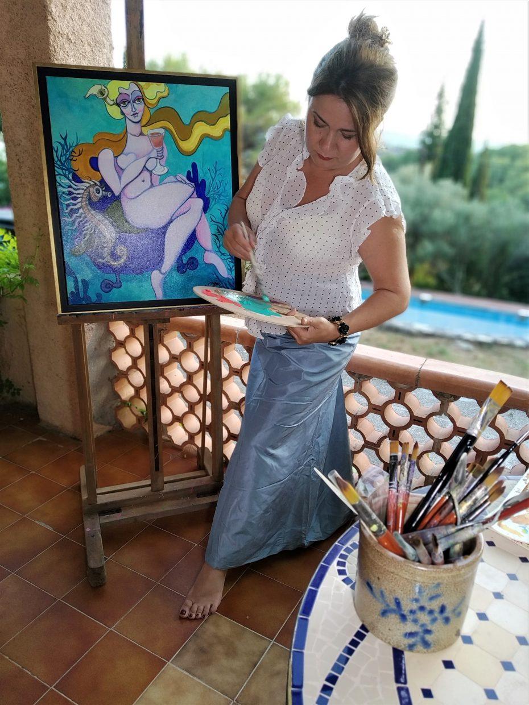 Natalija Vincic artist